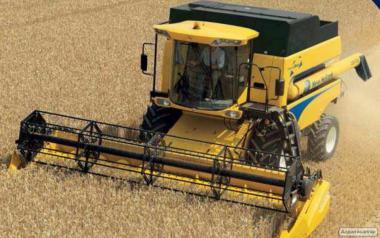 Оказываем услуги по уборке урожая