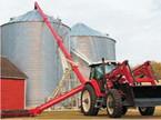 Транспортер зерна шнековый высотный ТШВ