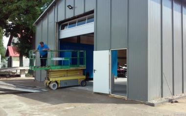 Продаж виробничо-складського приміщення