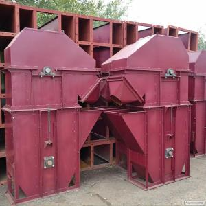 Норії зернові продуктивністю від 5т\годину до 175т\год будь-якої довжини.