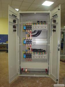 Встановлення ступінчастою автоматичної компенсації реактивної потужності