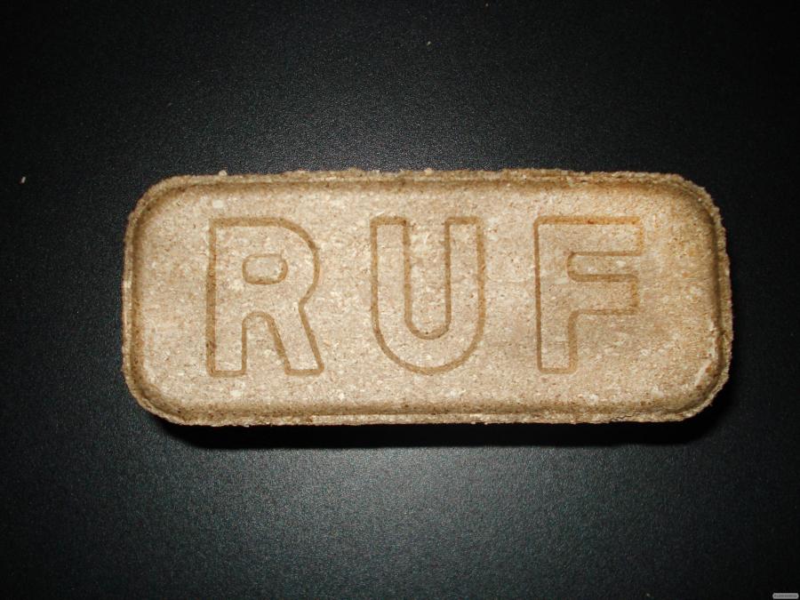 Топливные брикеты RUF из дуба! Качество!