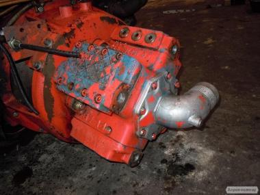 Poclain PM10-09 ремонт гидронасоса