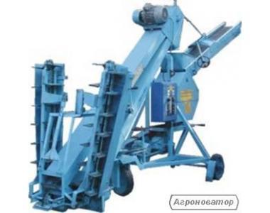Зерномети ПЗМ-90, продуктивність-90т/ч.