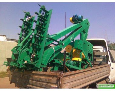 Зернометатели ПЗМ-90, производительность-90т/ч.