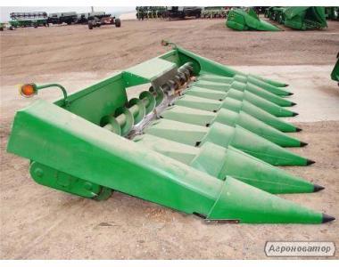 Жатка кукурузная Джон Дир-843