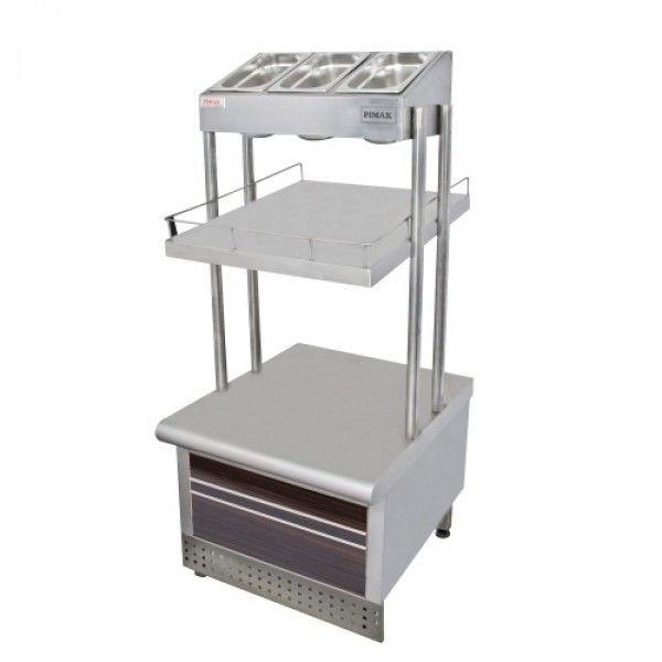 Стійка для приладів і підносів PKV 80 Pimak