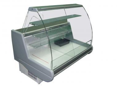Кондитерська холодильна вітрина Siena-ДО-1,1-1,7 ВС
