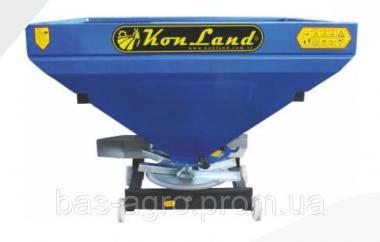 Розкидач мінеральних добрив KonLand KG-0400-1D