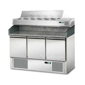 Стіл для піци GGM POS147#AGS143E (холодильний)