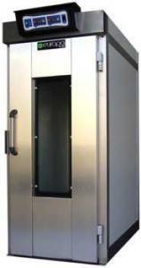 Шкаф расстоечный TESLA  C2CFR однодверный на 2 тележки
