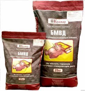 СК 10 БМВД 20% для Глибоко поросних та  Лактуючі свиноматки