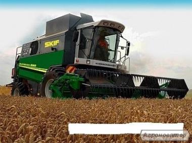 Комбайн зерноуборочный Скиф-280 Superior