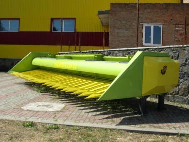 Жниварка для соняшника Sunfloro ЖСБ-7,4 ДВ (2017)