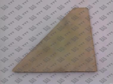 Пластина содержащая Geringhoff 504154 аналог