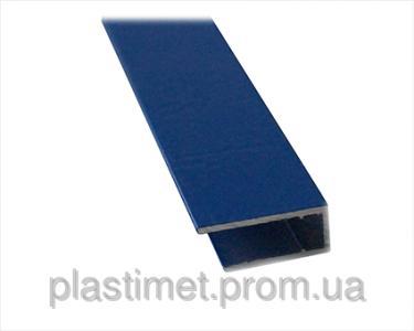 Алюминиевый торцевой профиль АПТ - 4мм ТМ SOLIDPROF (цветной)