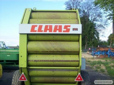 Прес-підбирач Claas Rollant 62