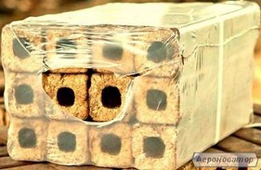 Топливные брикеты Pini Key