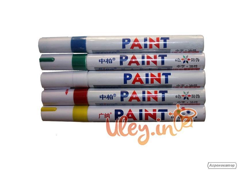 Набор маркеров 5 цветов. Для метки маток