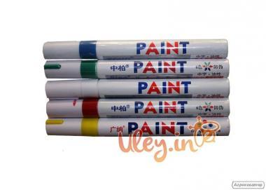 Набір маркерів 5 кольорів. Для мітки маток