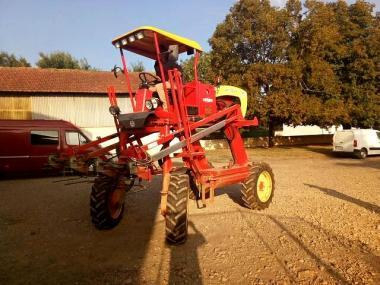 Кастратор кукурузный Vermande 2204 T (2013)