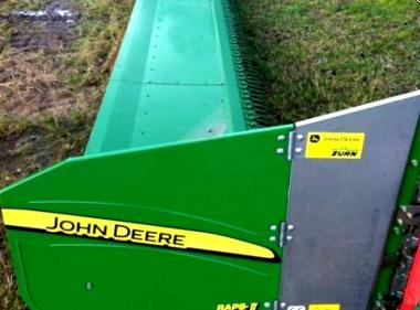 Ріпаковий стіл John Deere Zurn 9,1 метрів (2012)