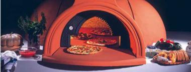 Печь для пиццы на дровах модульная Special Pizzeria 145 Alfa Refrattari
