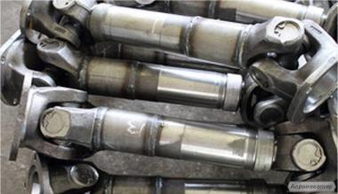 Качественный ремонт карданов сельхозтехники в заводских условиях