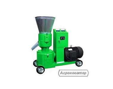 Гранулятор комбікорму 15квт/год 350-450кг/год