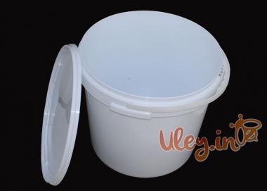Відро пластикове для меду 20 л (сертифіковане)