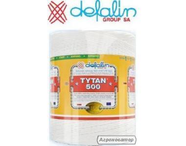 Шпагат сінов'язальний Jubilat Tytan 500