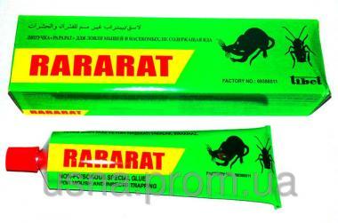 Клей для вилову гризунів і комах Rararat (135 г)
