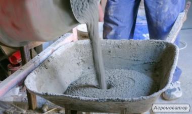 Бетон, цементный раствор, известковый раствор