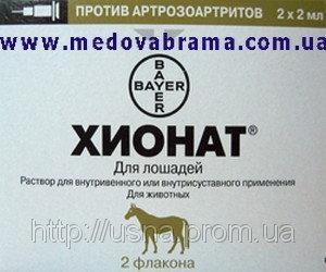 Хіонат (аналог Артрофарм) (2 х 2мл)