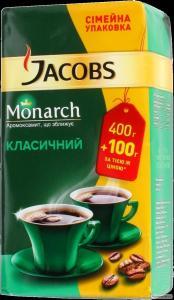 Кава Якобс монарх опт і роздріб різне
