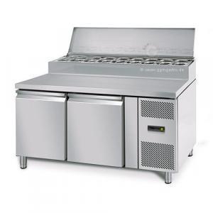 Стіл-саладетта GGM ZBS158 (холодильний)