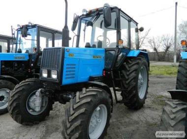 Продам трактор МТЗ 892 новый 2012 года