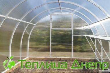 Теплицы из поликарбоната в Кировограде