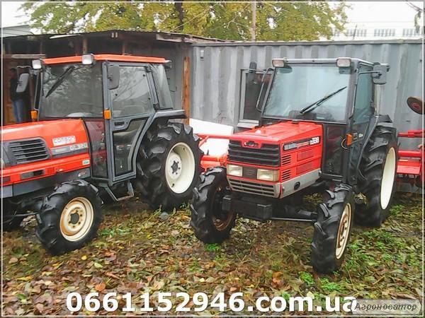 Міні трактори kubota ™