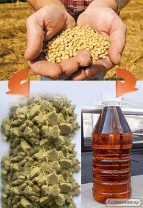 Послуги переробки сої