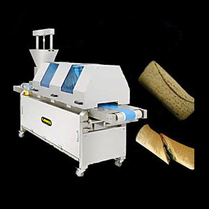 Полуавтоматическая линия производства блинов с начинкой BR-1500