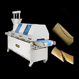 Напівавтоматична лінія виробництва млинців з начинкою BR-1500