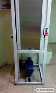 Сервисный подъемник-лифт для продуктов питания.
