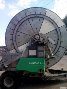 Дождевальная машина Bauer 120 мм 450 метров с консолью