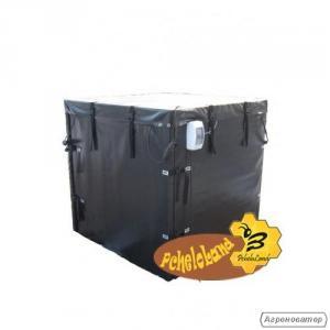 Термокамера для розпуска меду на 18 бідонів 1000 кг або 4 бочки по 290