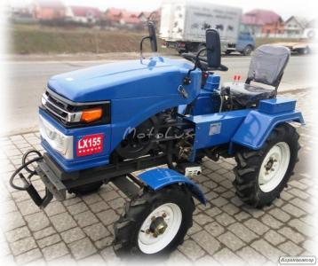 Мототрактор Claus LX 155