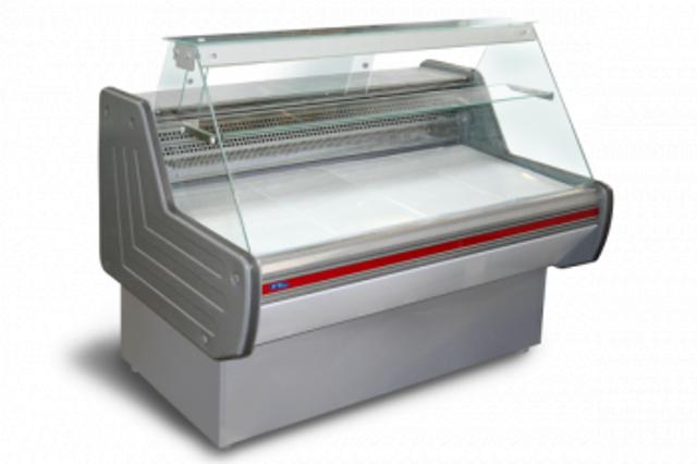 Холодильна вітрина Небраска 1,0 1,3 1,6 1,8 2,0 ТехноХолод