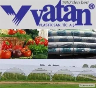 Плёнка для теплиц Vatan Plastik, Турция.Заказатьтепличнуюпленку