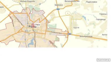 Продам земельну ділянку с.Городище Рівненського району
