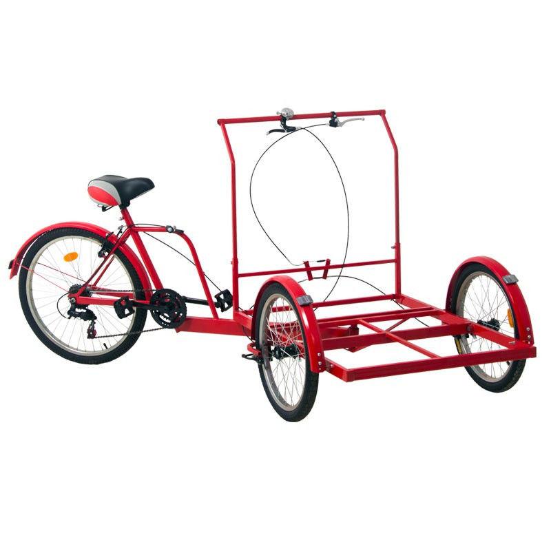 Велосипед грузовой КИЙ-В ВЛГ